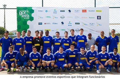 Programa Cuidar Bem da Brasilcap estimula práticas esportivas