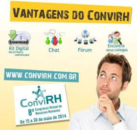 As vantagens de Participar do ConviRH